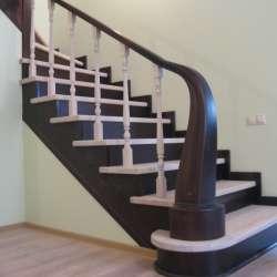 Деревянные лестницы