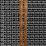 Балясина из термо-дуба  50ДИ