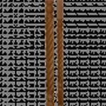 Балясина  из термо-дуба 50КО