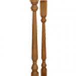 Балясина  из термо-дуба 60ЛЕ