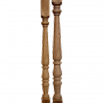 Балясина  из термо-дуба 60БУ